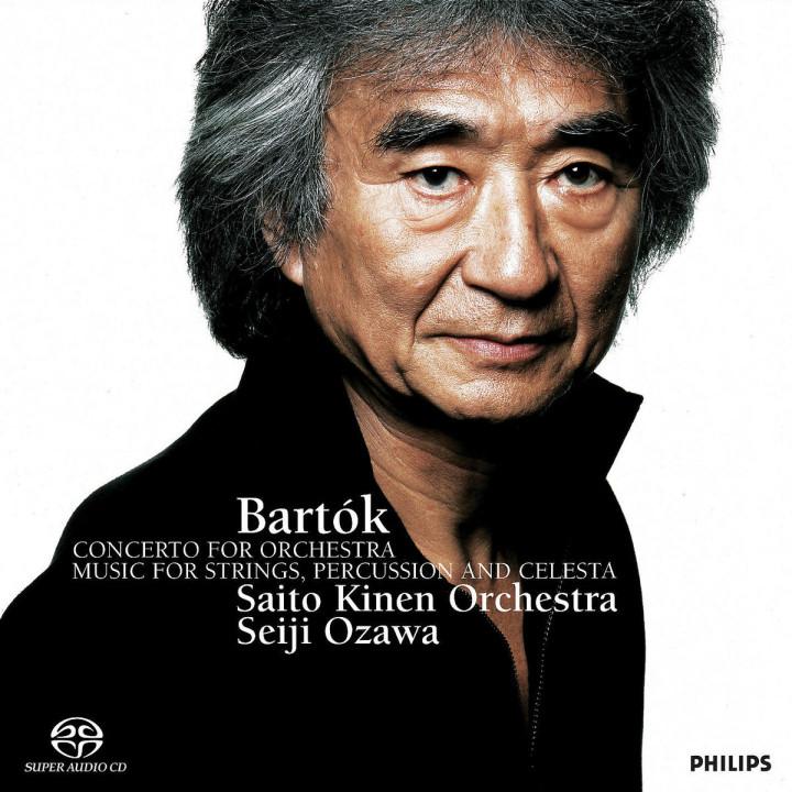 Bartok: Concerto for Orchestra 0028947562012