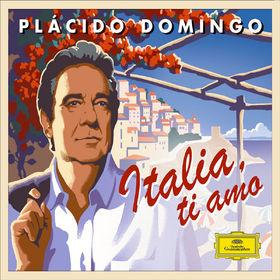 Plácido Domingo, Italia ti amo, 00028947755654
