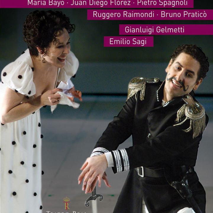 Rossini: Il Barbiere di Siviglia 0044007431115