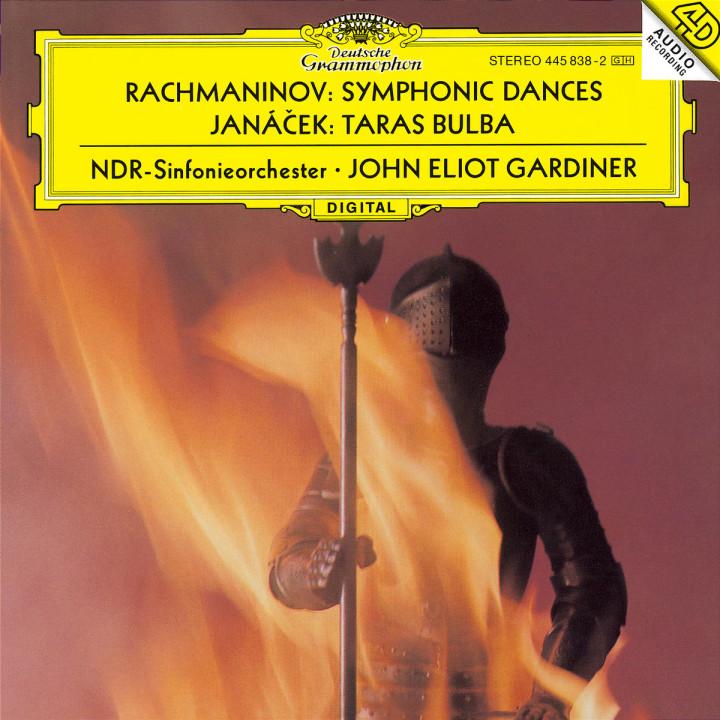Rachmaninov: Symphonic Dances / Janácek: Taras Bulba 0028944583825