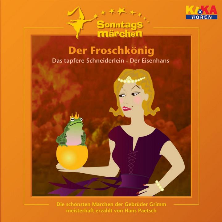KI.KA Sonntagsmärchen - Der Froschkönig 0602498718654