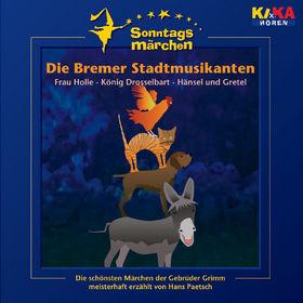 KiKA, KiKA Sonntagsmärchen (5) - Die Bremer Stadtmusikanten, 00602498718674
