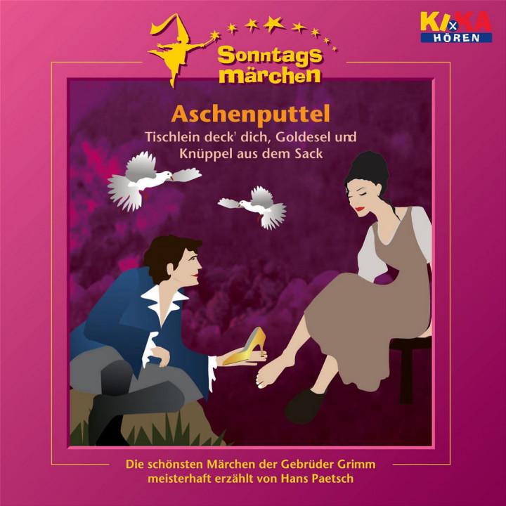 KI.Ka Sonntagsmärchen - Aschenputtel 0602498718698