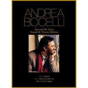 Andrea Bocelli, Special De Luxe Sound & Vision Edition, 00602498319956