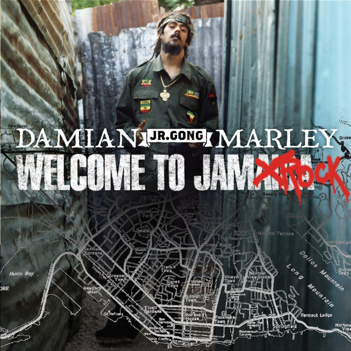 Welcome to Jamrock 0602498851258