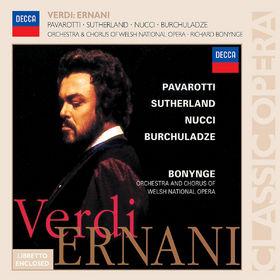 Giuseppe Verdi, Verdi: Ernani, 00028947570080