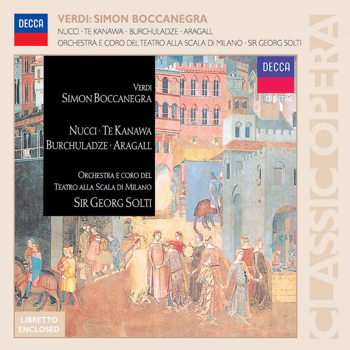 Verdi: Simon Boccanegra 0028947570116