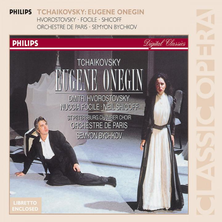 Tchaikovsky: Eugene Onegin 0028947570172