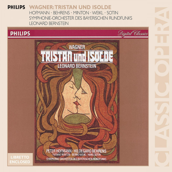 Wagner: Tristan und Isolde 0028947570208