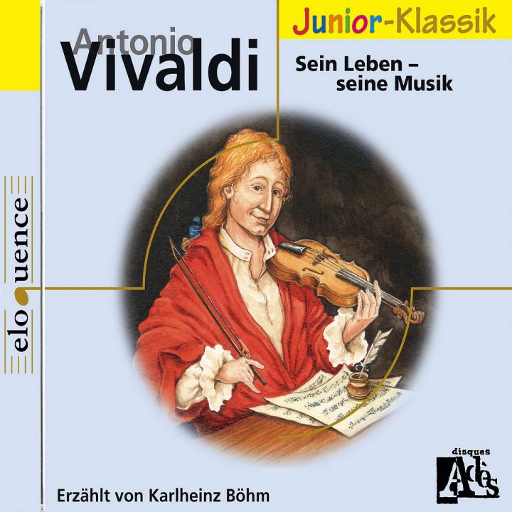 Antonio Vivaldi: für Kinder erzählt von Karlheinz Böhm 0028947685735