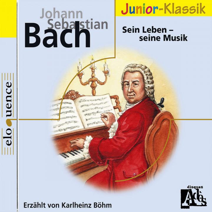 J. S. Bach: für Kinder erzählt von Karlheinz Böhm 0028947685975