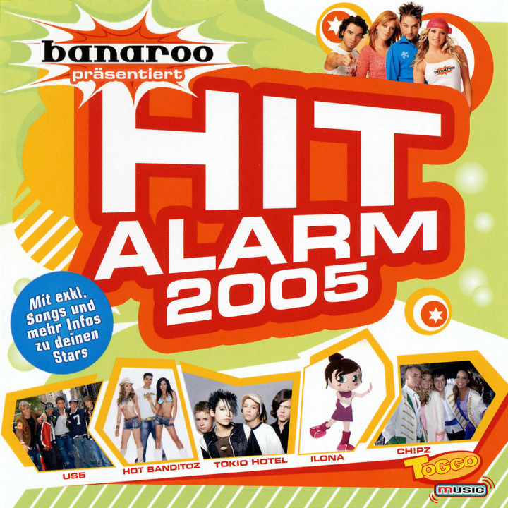 Banaroo präsentiert Hit Alarm 2005 0602498341412