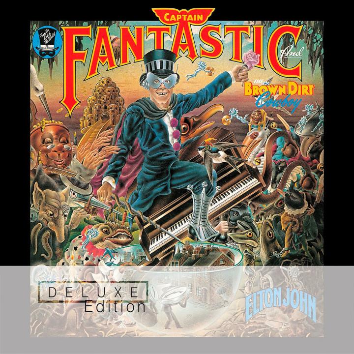 Captain Fantastic - Deluxe Edition 0602498317246