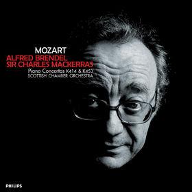 Alfred Brendel, Mozart: Piano Concertos Nos.12 & 17, 00028947569305
