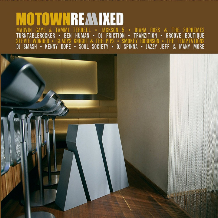 Motown Remixed 0602498338852