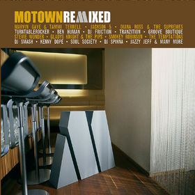 Various Artists, Motown Remixed, 00602498338858