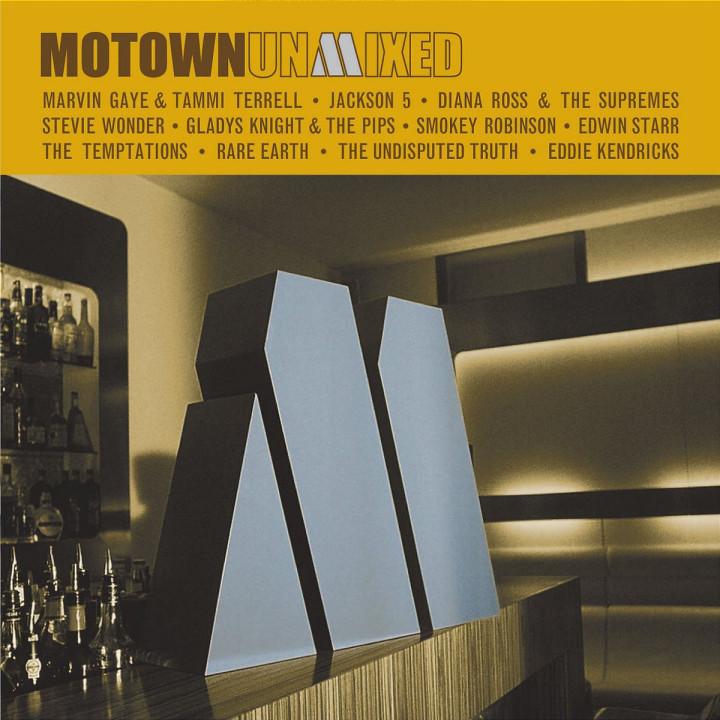 Motown Unmixed 0602498344998