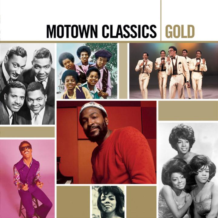 Motown Classics Gold 0602498632262