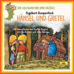 Der Holzwurm der Oper erzählt, Der Holzwurm der Oper erzählt: Hänsel und Gretel, 00028947685302