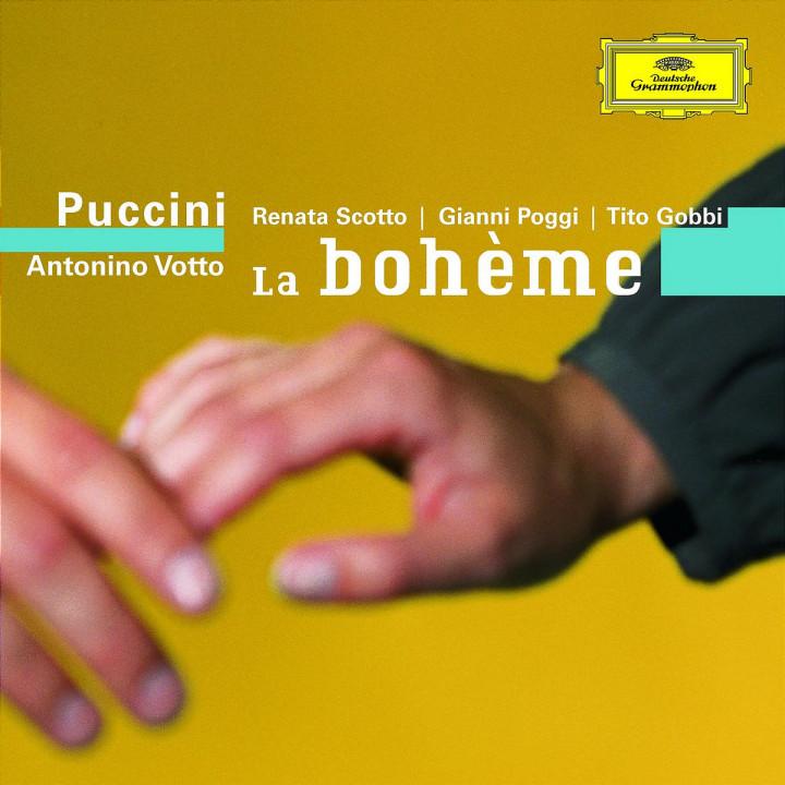 Puccini: La Bohème 0028947756185