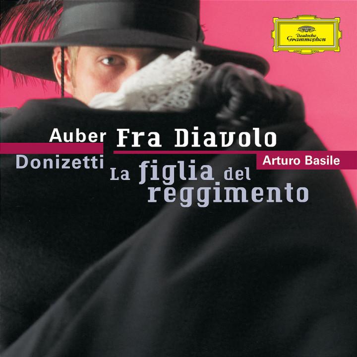 Auber: Fra Diavolo / Donizetti: La figlia del reggimento 0028947756288