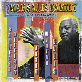 The Marsalis Family, A Jazz Celebration, 00011661330221
