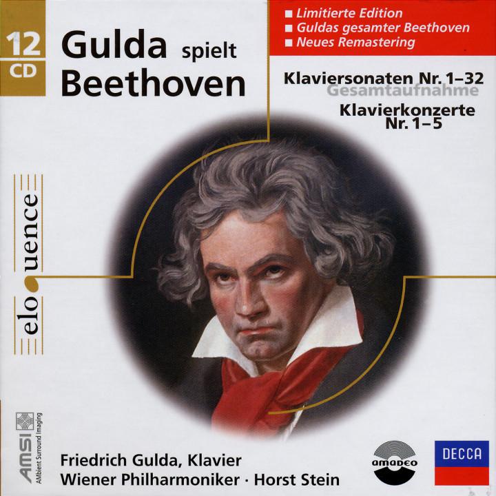 Gulda spielt Beethoven 0028947687612