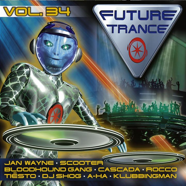 Future Trance Vol. 34 0602498353288