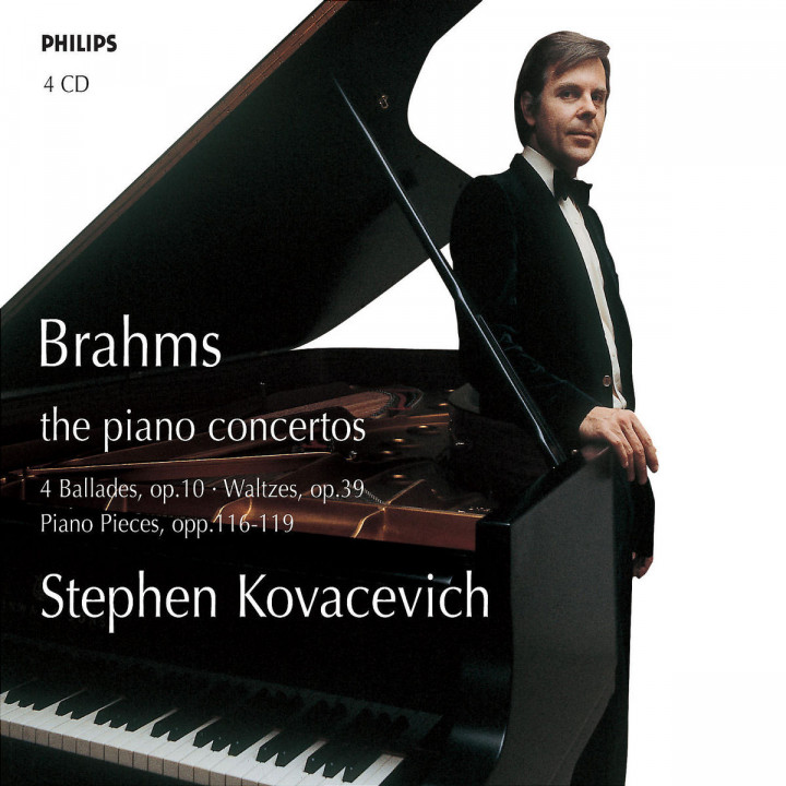 Stephen Kovacevich plays Brahms 0028947571601