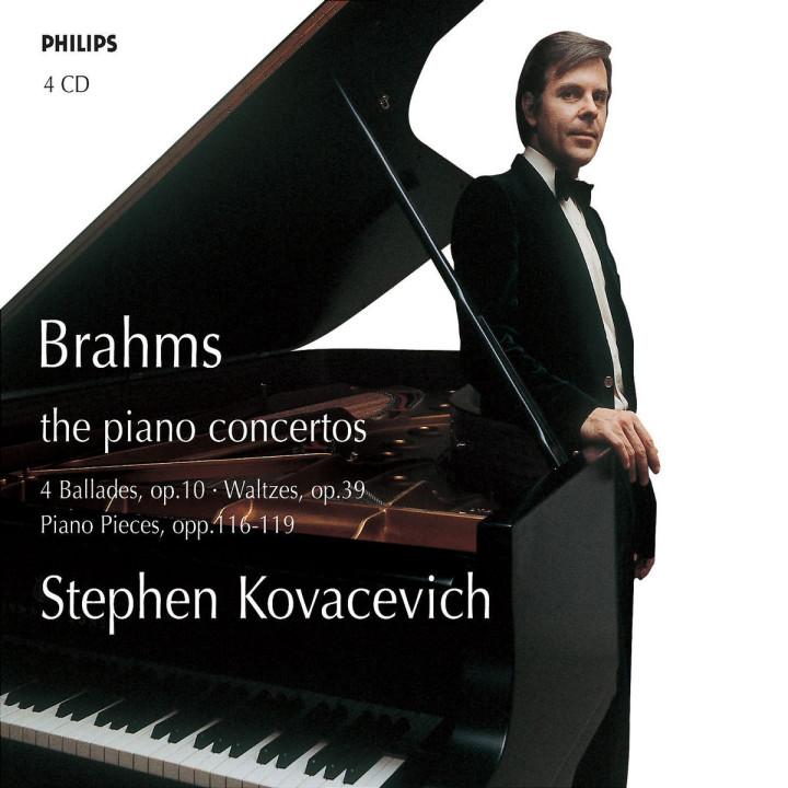 Stephen Kovacevich plays Brahms 0028947571601