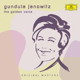 Gundula Janowitz, Gundula Janowitz - The Golden Voice, 00028947758327