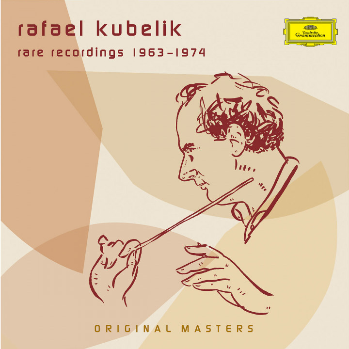 Recordings conducted by Kubelik 0028947758383