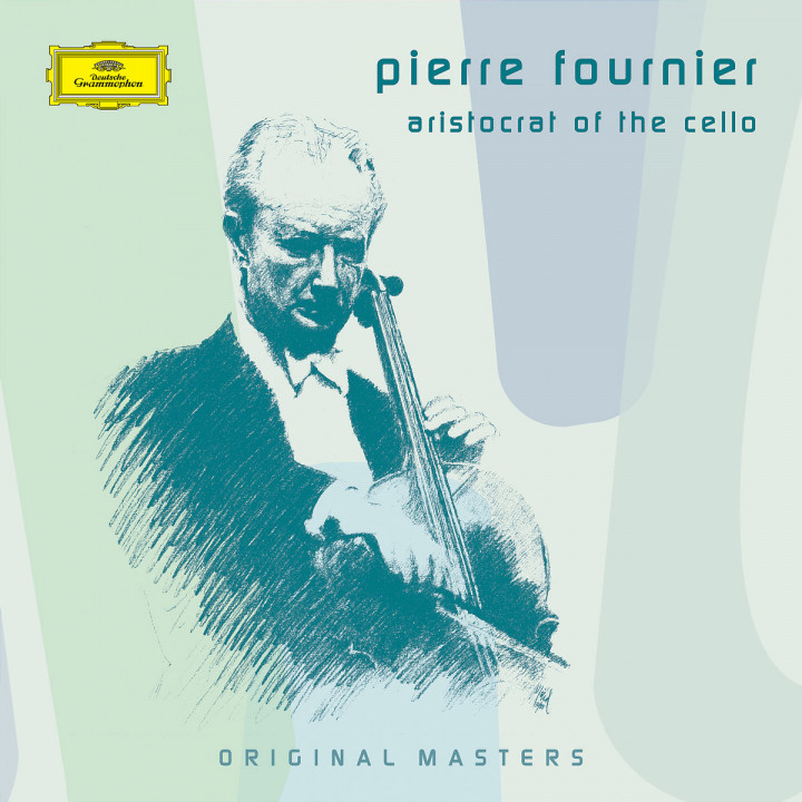 Pierre Fournier - Aristocrat of the Cello 0028947759395
