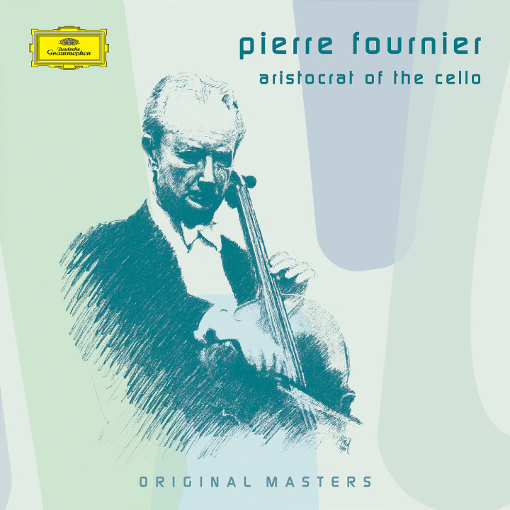 Pierre Fournier - Aristocrat of the Cello 0028947759395