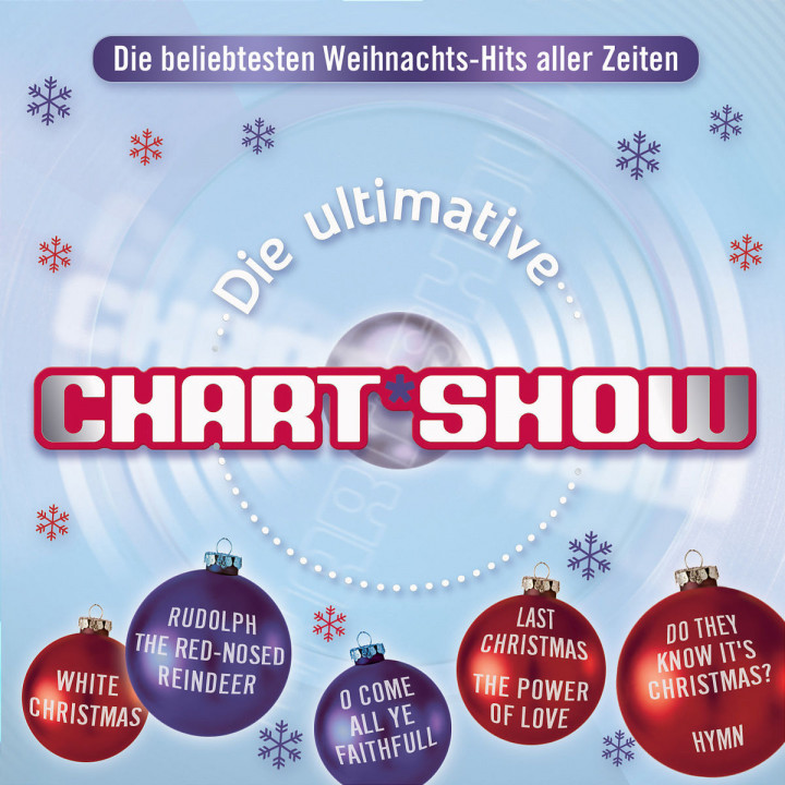 Die Ultimative Chartshow - Weihnachten 0602498338575