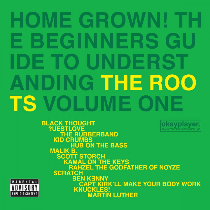 Home Grown! The Beginner's Guide To Understanding The Roots Volume 1 0602498869352