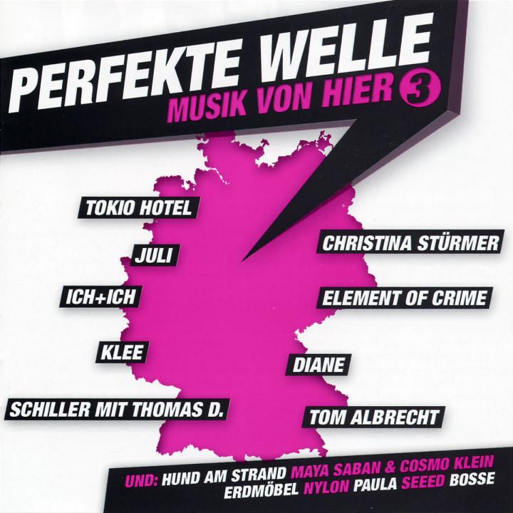 Perfekte Welle - Musik von Hier Vol. 3 0602498353691