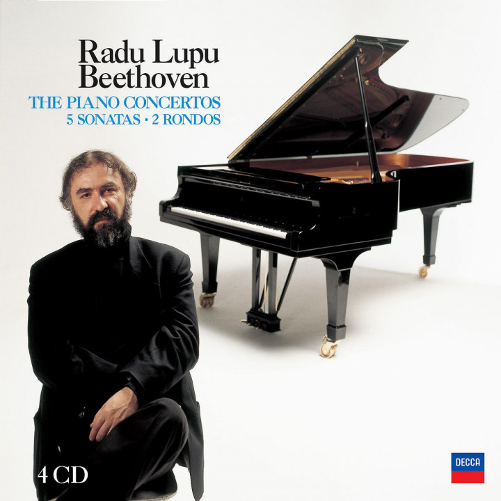 Radu Lupu plays Beethoven 0028947570655