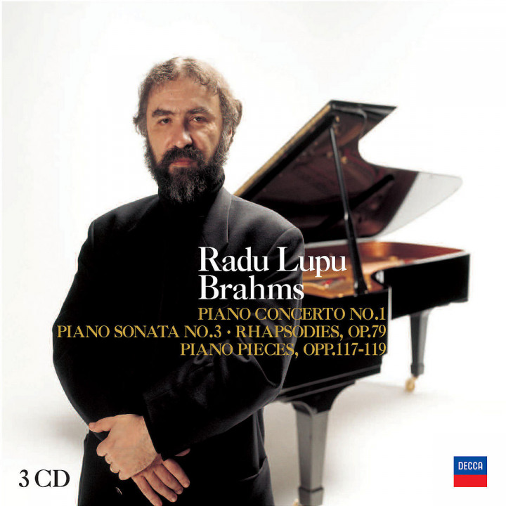 Radu Lupu plays Brahms 0028947570703