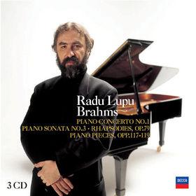 Radu Lupu, Radu Lupu plays Brahms, 00028947570707