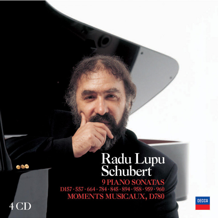 Radu Lupu plays Schubert 0028947570747
