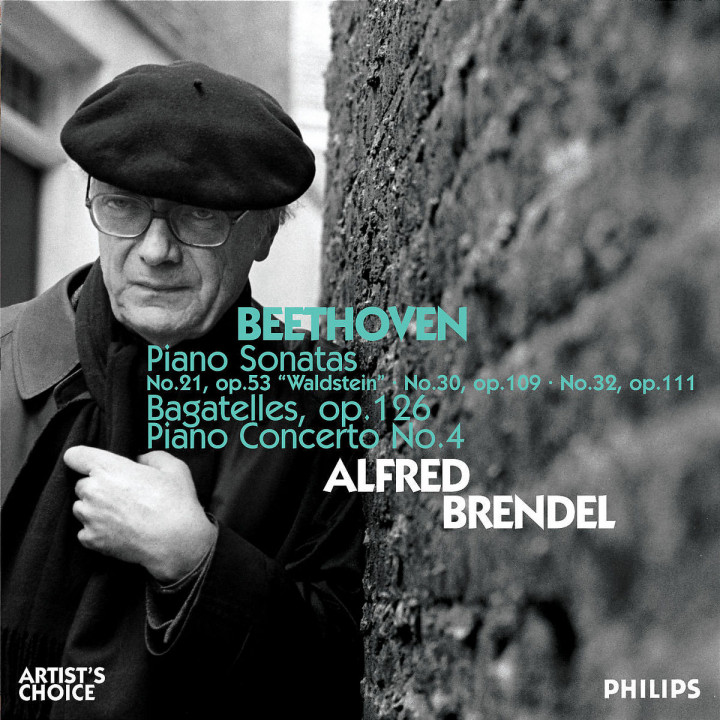 Alfred Brendel plays Beethoven 0028947571829