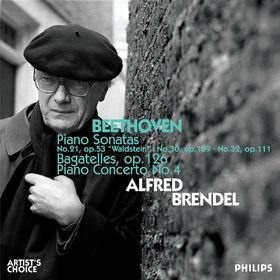 Alfred Brendel, Alfred Brendel plays Beethoven, 00028947571827