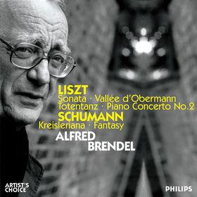 Alfred Brendel, Alfred Brendel plays Liszt & Schumann, 00028947571889