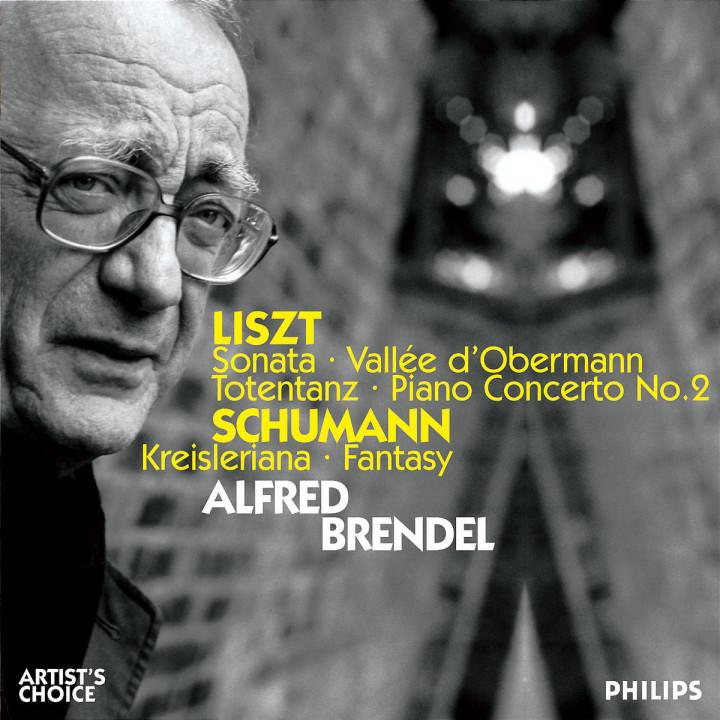 Alfred Brendel plays Liszt & Schumann 0028947571885