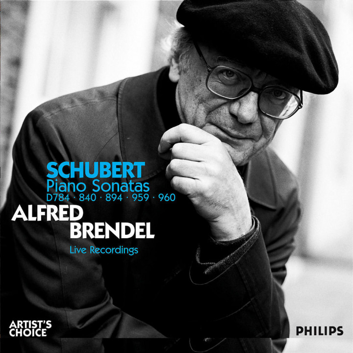 Alfred Brendel plays Schubert 0028947571911