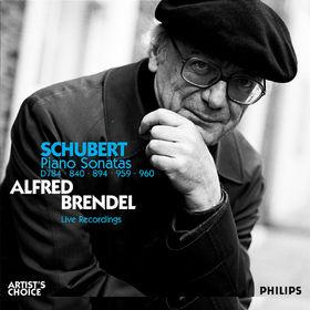 Alfred Brendel, Alfred Brendel plays Schubert, 00028947571919