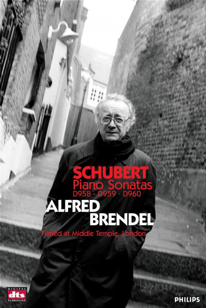 Schubert: The Final Three Piano Sonatas 0044007011399