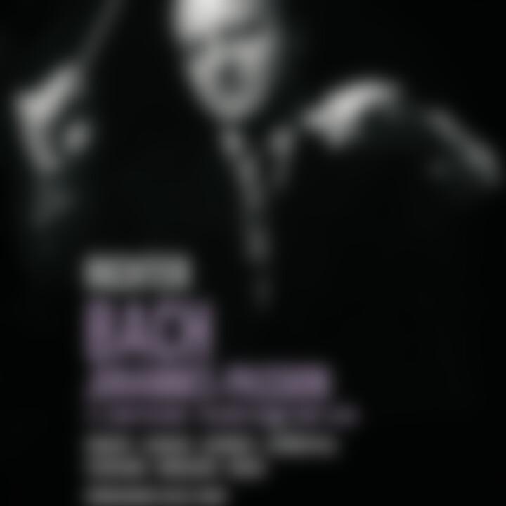 Bach: St. John's Passion 0044007341128