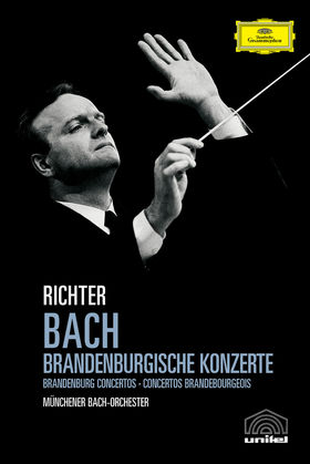 Johann Sebastian Bach, Bach, J.S.: Brandenburg Concertos BWV 1046 - 1051, 00044007341476